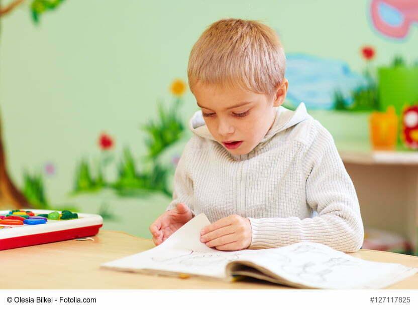 Dziecko z autyzmem w przedszkolu