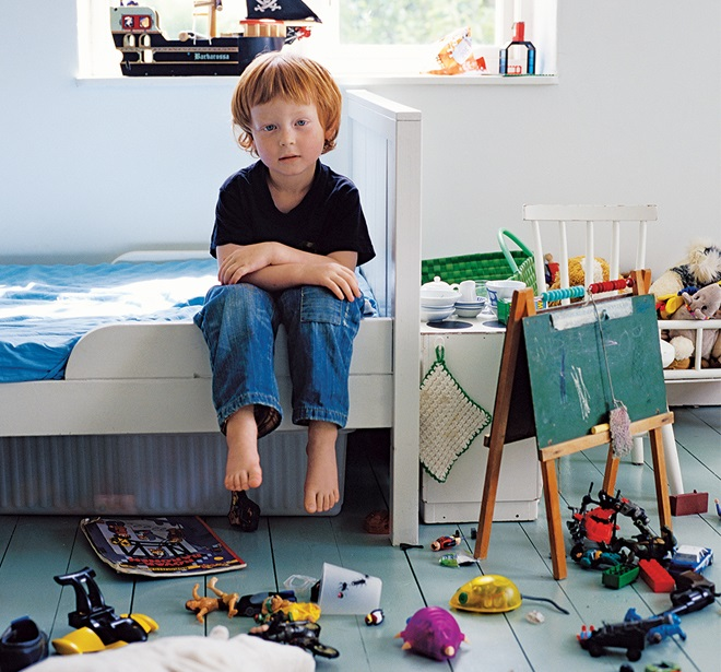 Rodzice zawarli KONTRAKT z Mateuszem (lat 3) …